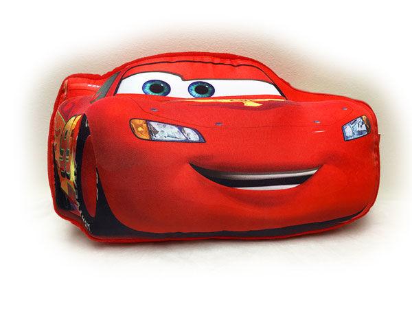 Jerry Fabrics Cars Blesk McQueen - polštářek