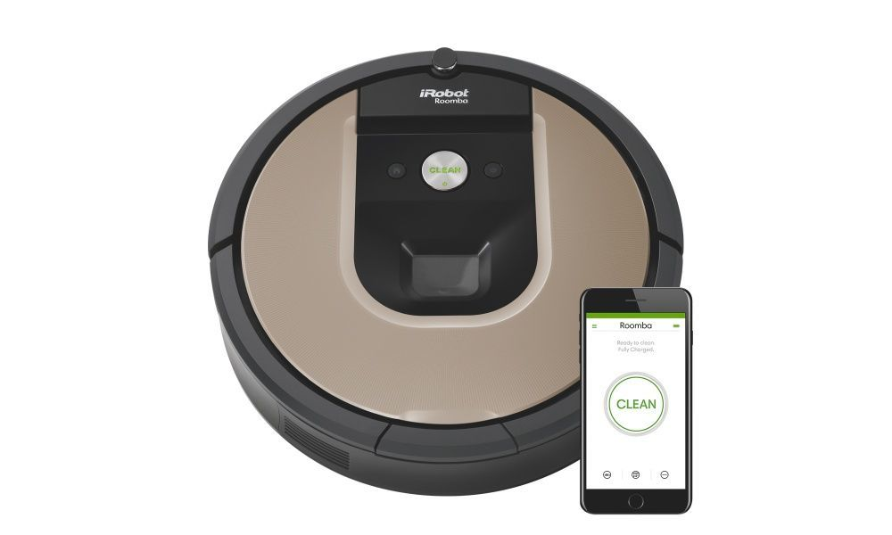 iRobot Roomba 966 AeorForce