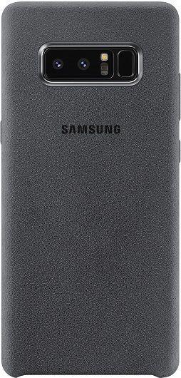 Samsung Alcantara pro Galaxy Note8, šedá