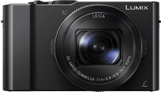 Panasonic DMC-LX15 černý