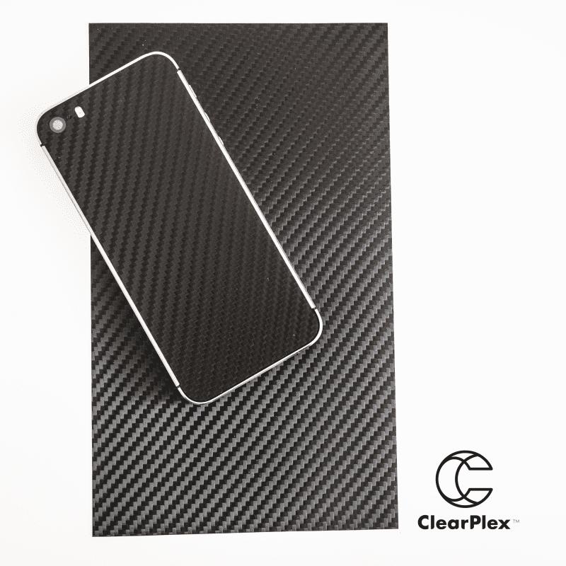 Clearview ClearPlex Carbon krycí fólie, černá