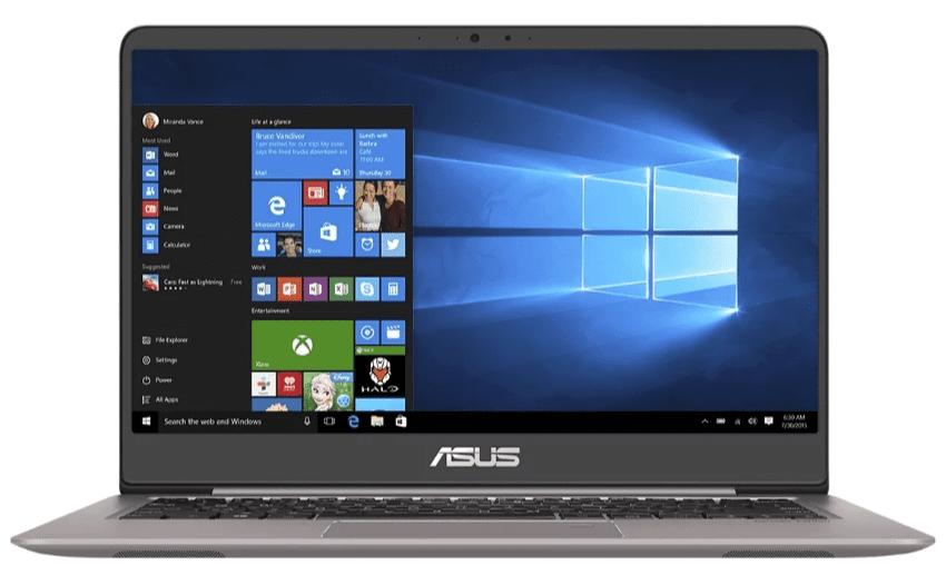 Asus ZenBook UX410UA-GV024T + dárek Kaspersky Internet Security 2017 3 licence / 1rok - 3 měsíce zdarma zdarma