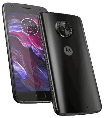 Lenovo Moto X4 Dual SIM, černá