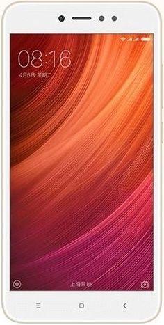 Xiaomi Note 5A, zlatá