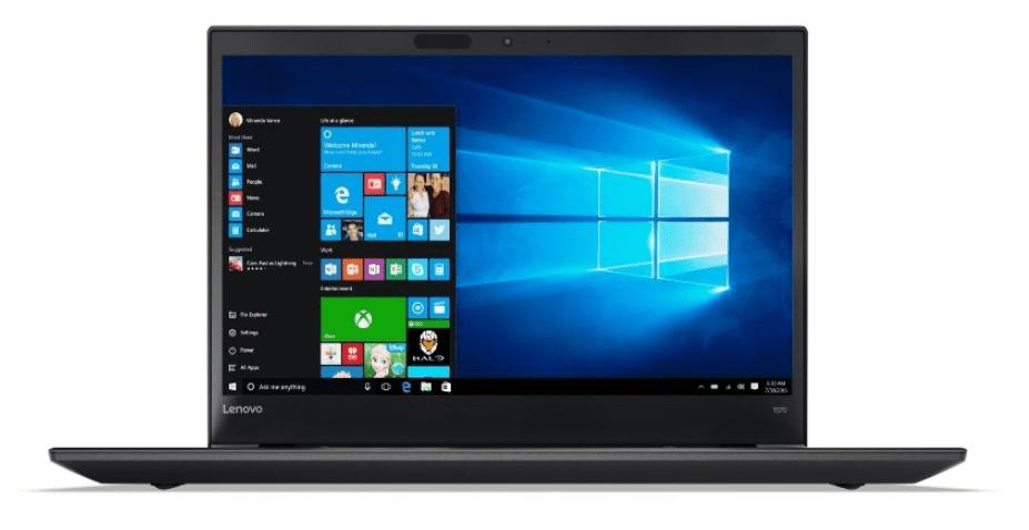 Lenovo ThinkPad T570 20H90052XS