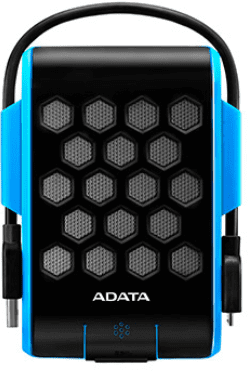"""A-DATA HD720 2,5"""" 2TB USB 3.0 modrý"""