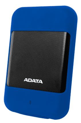 """A-DATA HD700 2,5"""" 2TB USB 3.0 modrý"""