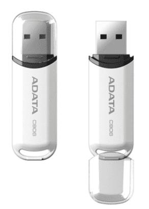 A-DATA C906 16GB USB 2.0 bílý