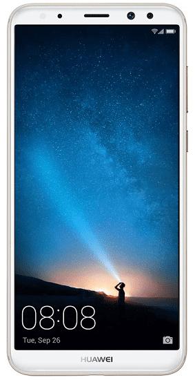 Huawei Mate 10 lite zlatý
