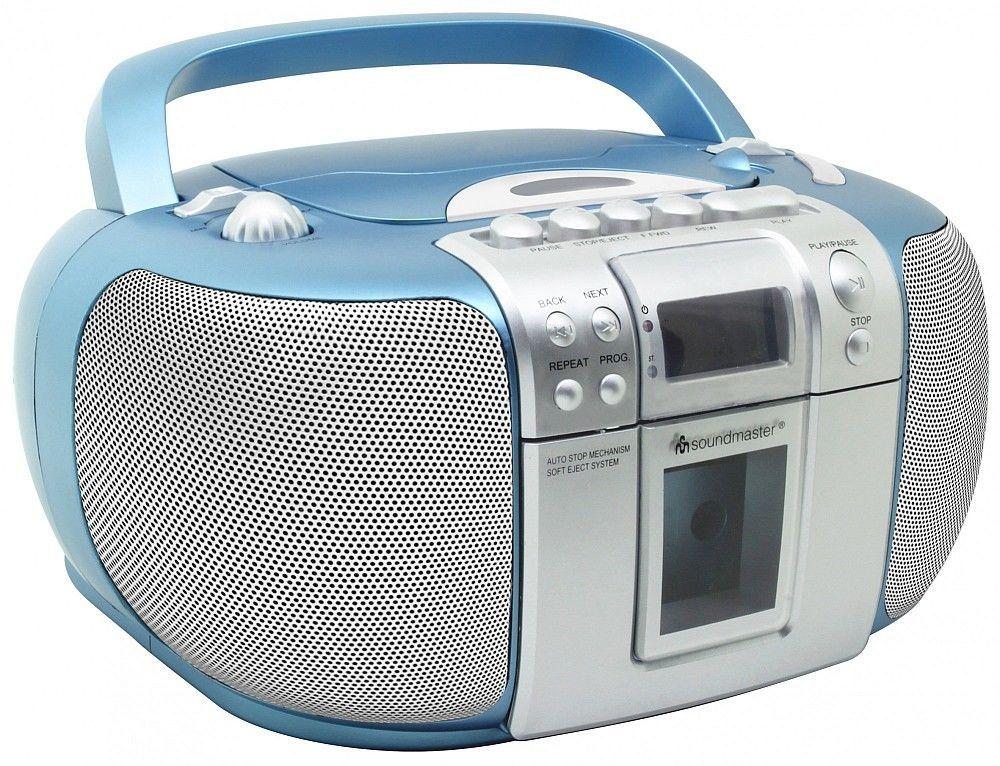Soundmaster SCD5406BL modré