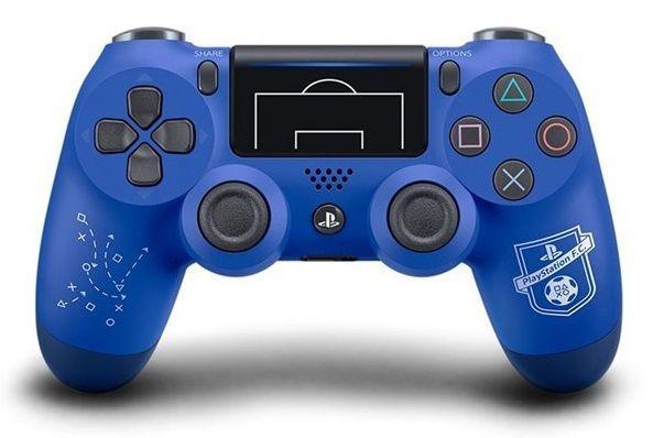 Sony DUALSHOCK 4 V2 modrý