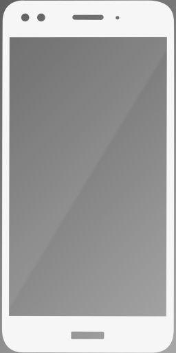 Q Sklo skleněná fólie pro Huawei P9 Lite Mini, bílá