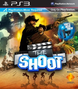 PS3 - THE SHOOT MOVE EDITION