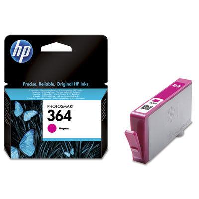 HP CB319EE No.364 magenta - inkoust