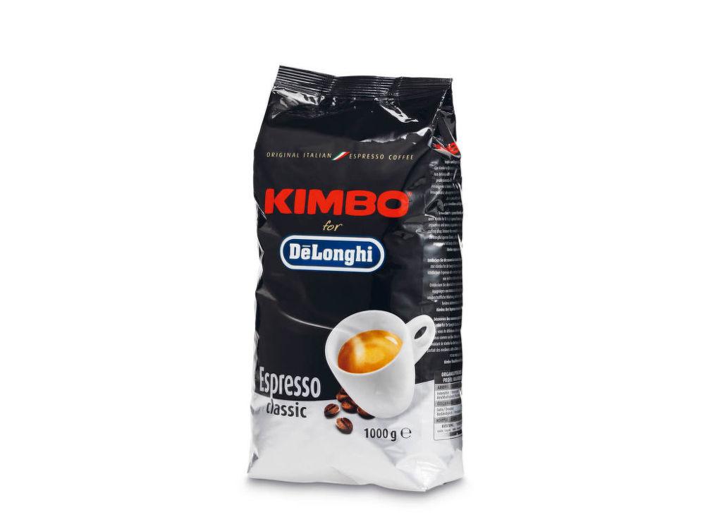 DELONGHI Kimbo Classic - zrnková káva 1 kg