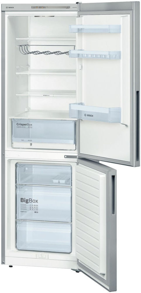 Bosch KGV 36VL32 (šedá)