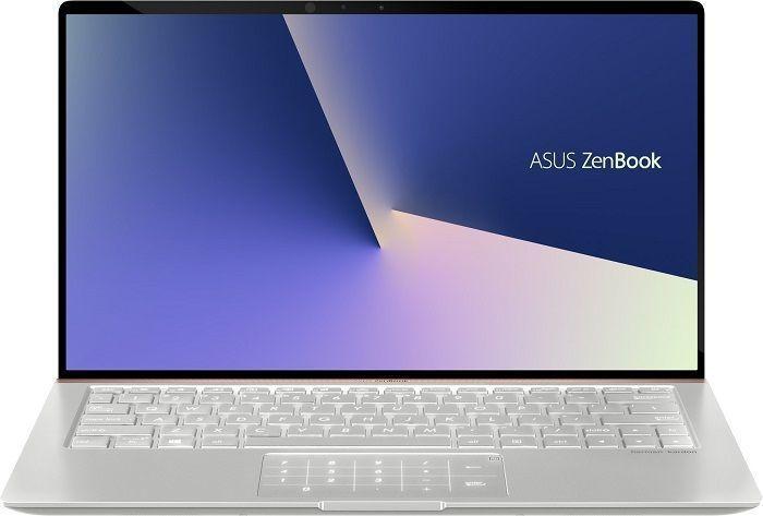 Asus ZenBook 13 UX333FA-A3075T stříbrný