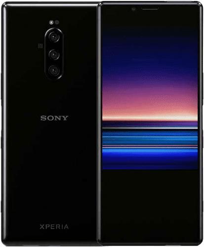 Sony Xperia 1 černý