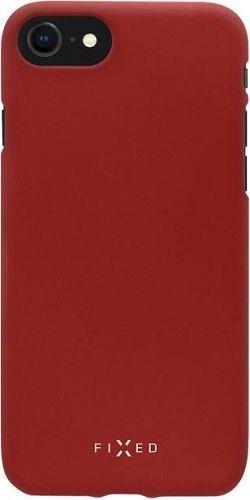 Fixed silikonové pouzdro pro Samsung Galaxy A70, červená