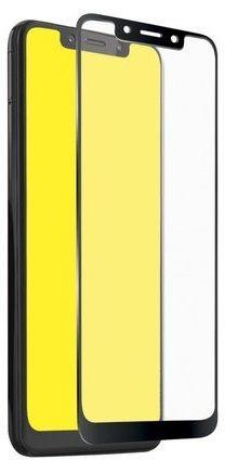 SBS Full Cover tvrzené sklo pro Motorola One Lite, černá