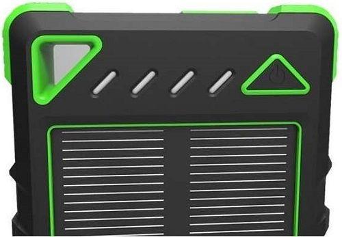 Viking solární outdoorová powerbank SPT-80 8000 mAh, zelená