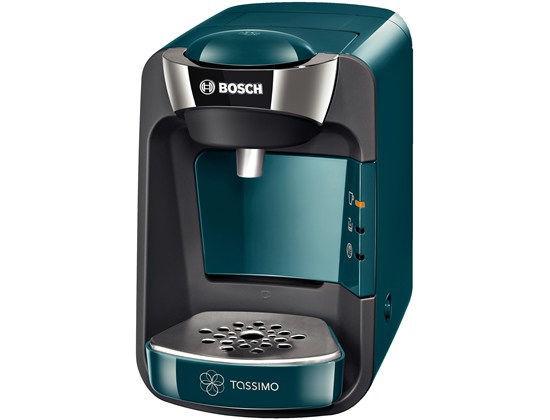 BOSCH TAS3205 SUNY Tassimo (zelená) - Kapslové espresso