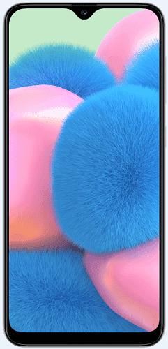 Samsung Galaxy A30s 64 GB bílý