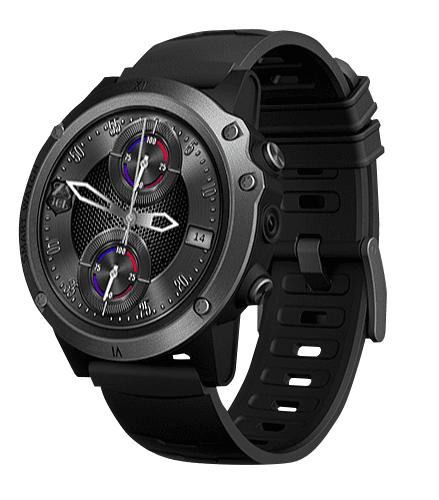 Carneo G-Track 4G černé