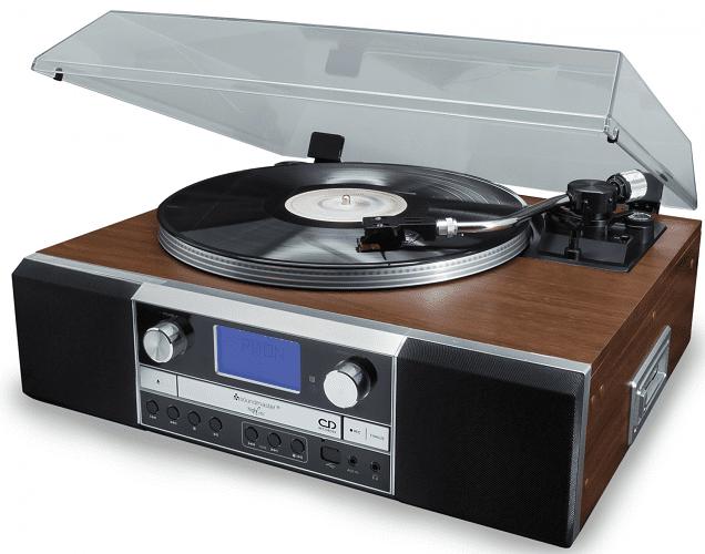 Soundmaster PL905 hnědý