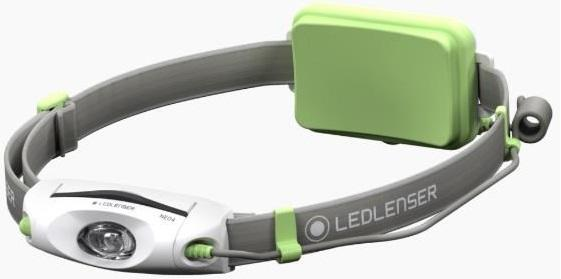 LED Lenser NEO 4 čelovka zelená