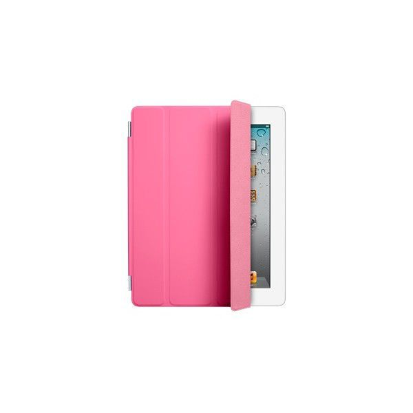 APPLE iPad 2 Smart Cover - Polyurethane - Pink