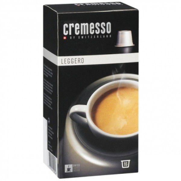 Cremesso Cafe Leggero - kapslová káva 16 ks