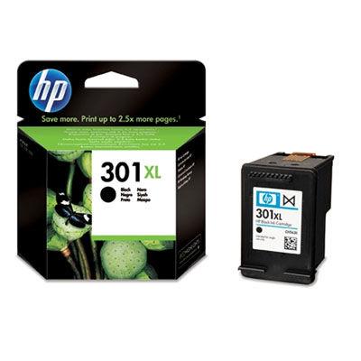 HP CH563EE No.301XL black - inkoust