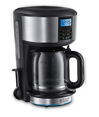 RUSSELL HOBBS 20680-56 Buckingham (černá) - Prekapávací kávovar