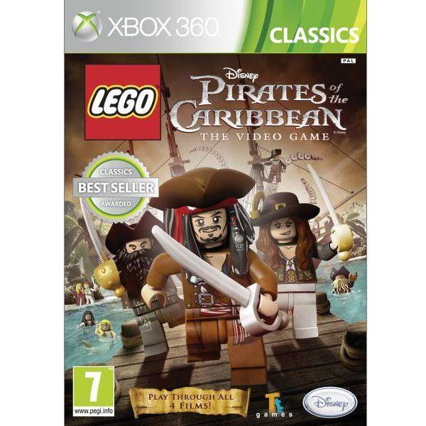 Lego Piráti z karibiku - pro Xbox 360