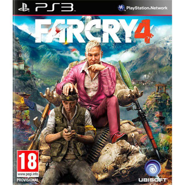 Far Cry 4 - hra pro PS3