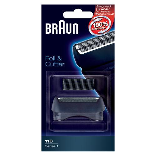 BRAUN CombiPack Series1 - 11B - planžeta + nůž