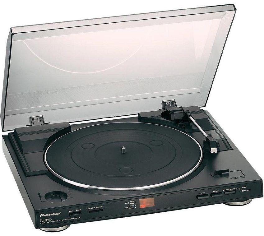 Ihla - PIONEER PL-990