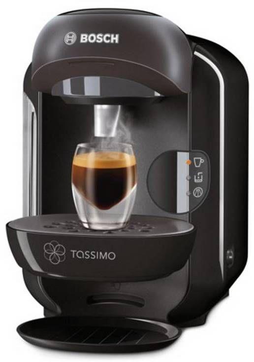 BOSCH TAS1252 Tassimo VIVY (černá) - Kapslový kávovar