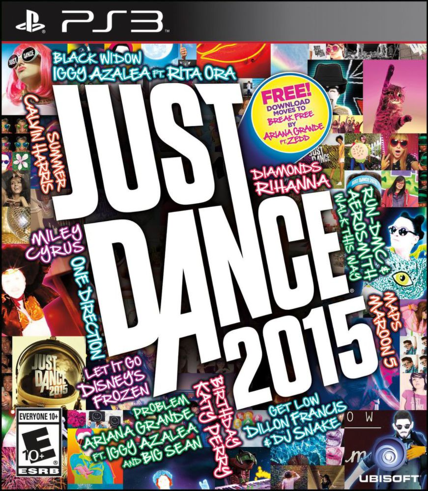 Just Dance 2015 - hra pro PS3