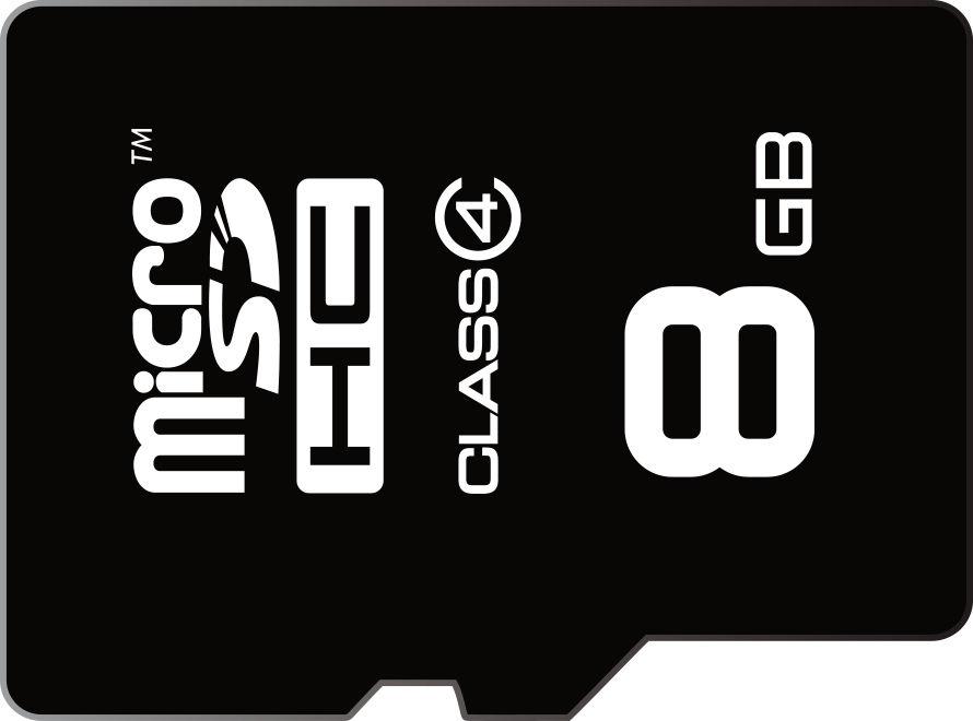 EMTEC micro SDHC 8GB class 4