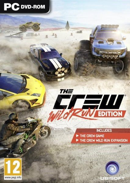 PC The Crew: Wild Run Edition