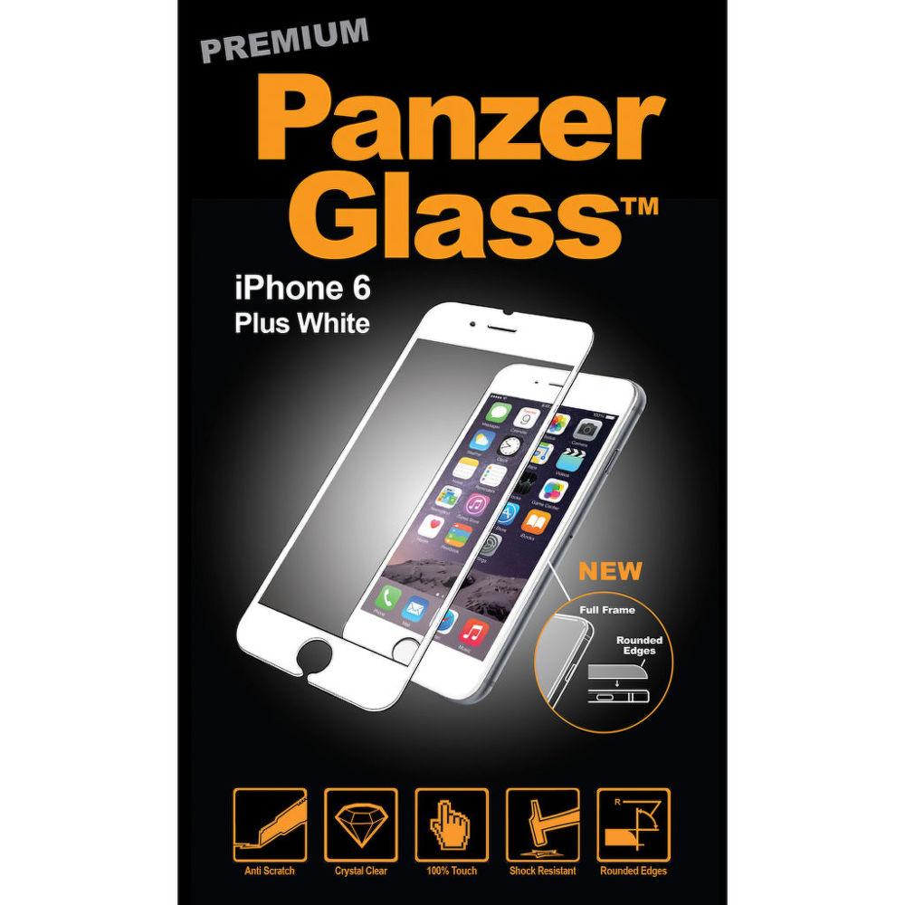Panzerglass Premium iPh 6/6s Plus (bílá)