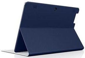 Lenovo TAB 2 A10-30 Folio Case + fólie (modré)