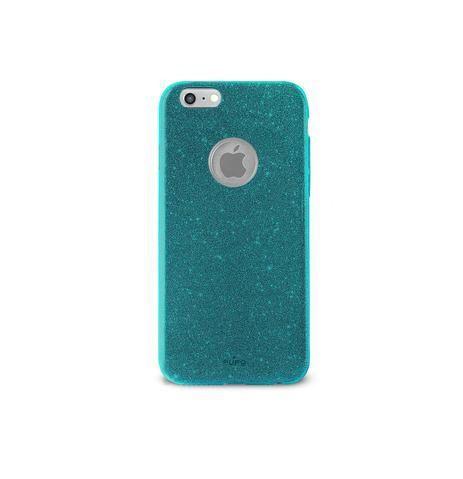 PURO kryt iPh 6/6s Shine Cover (modrá)