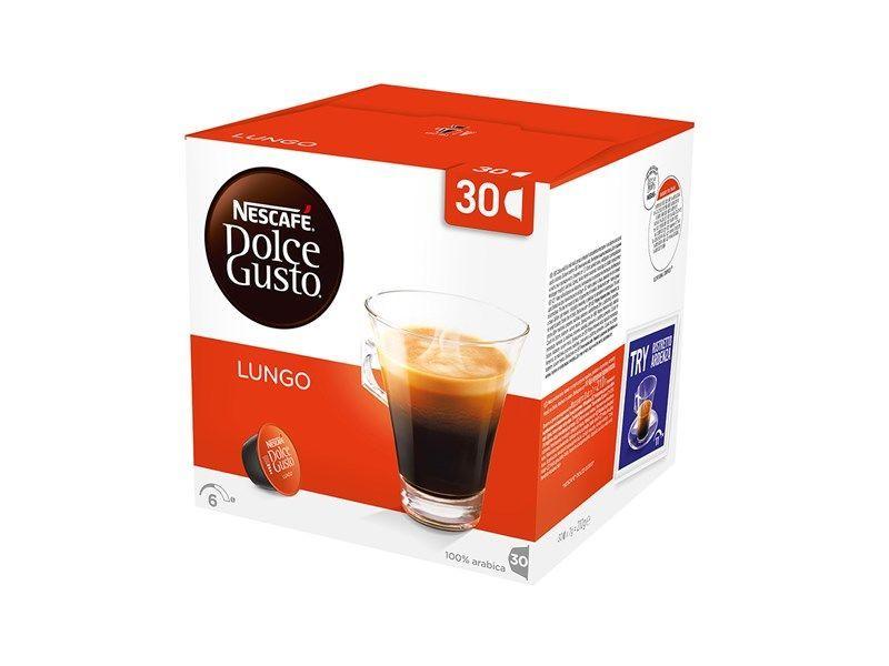 Nescafé Dolce Gusto Caffé Lungo (30ks)