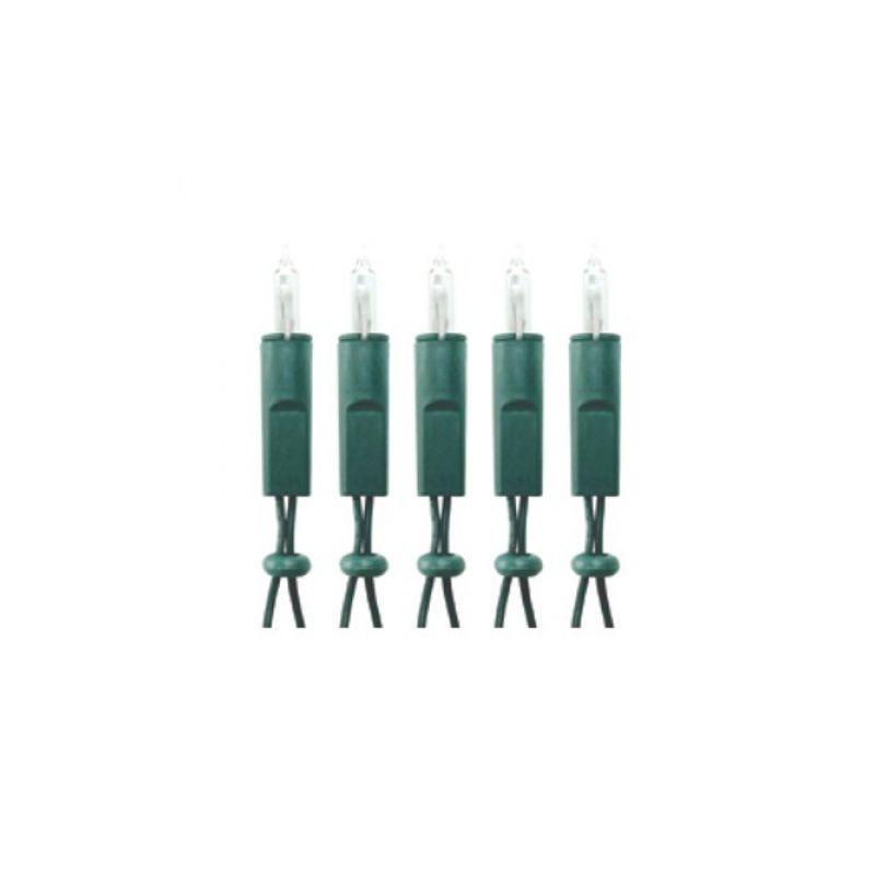 KIF50 - bílé vánoční žárovky