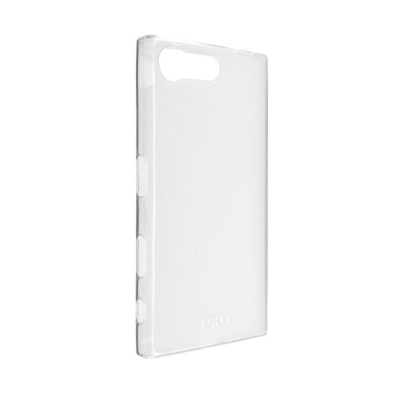 Fixed pouzdro pro Sony Xperia X Compact (transparent)