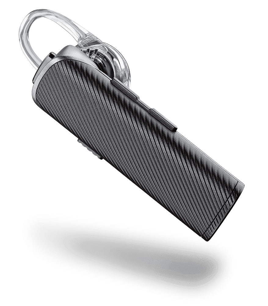 Plantronics Explorer 110 Bluetooth headset, černý