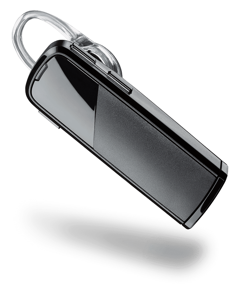 Plantronics Explorer 80 Bluetooth headset, černý